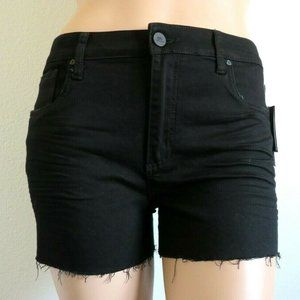 KUT fromt the KLOTH Jeans Frayed Shorts Size 16